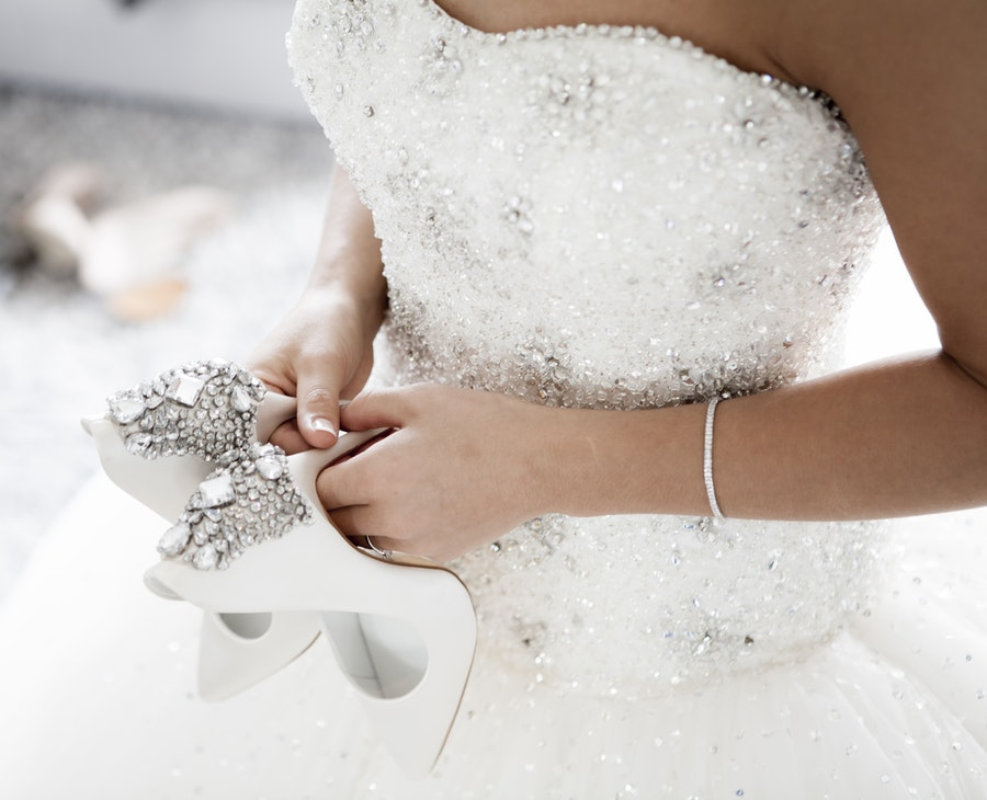 Bridal Bling with Swarovski Crystals