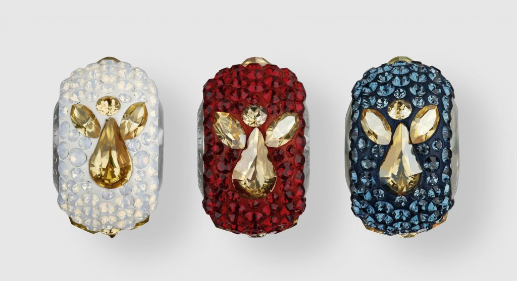 Swarovski 81933 BeCharmed Angel Bead