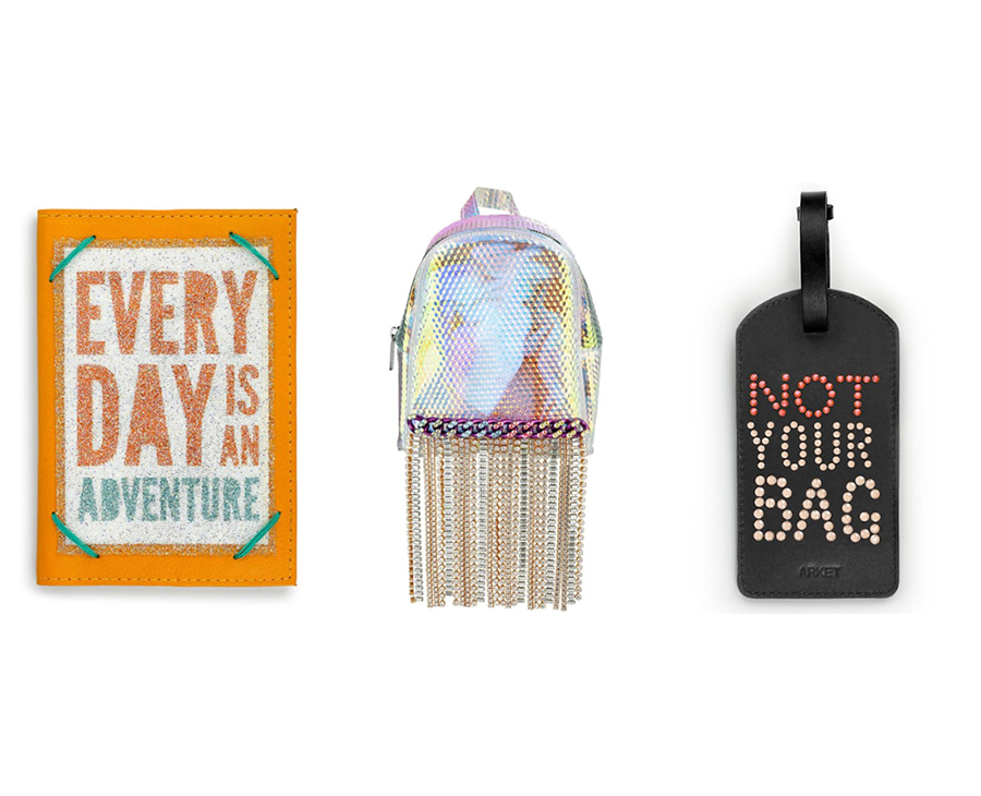 Stand out in the Crowd: Personalize Your Travel Essentials with Swarovski Crystals