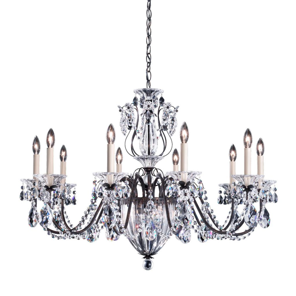 Modern Art of Crystal Chandeliers_Modstrass Blog_1