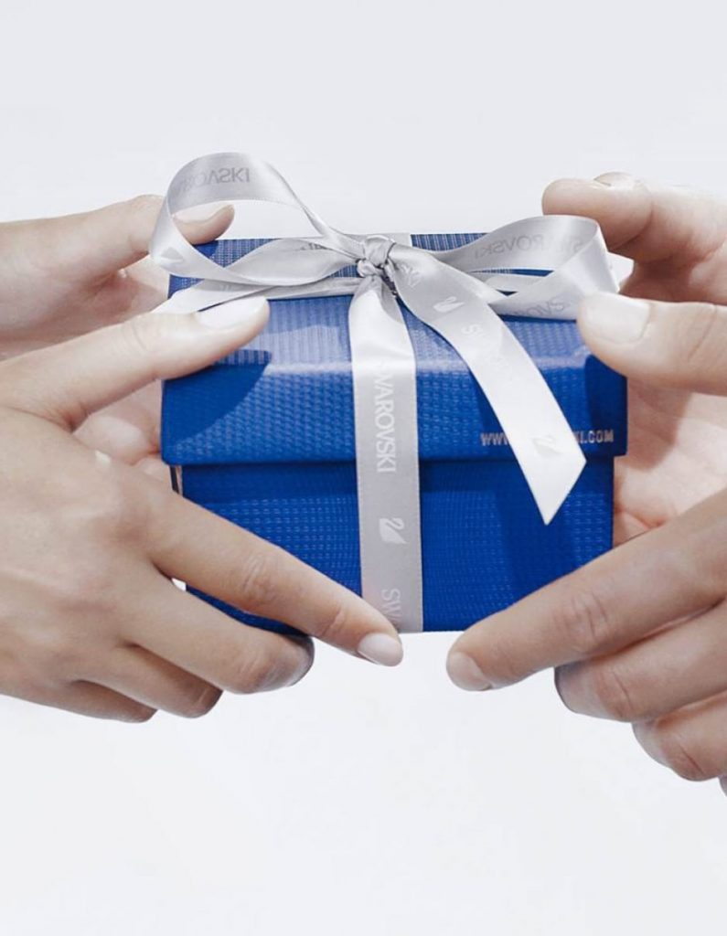 Why Swarovski Corporate Gifts