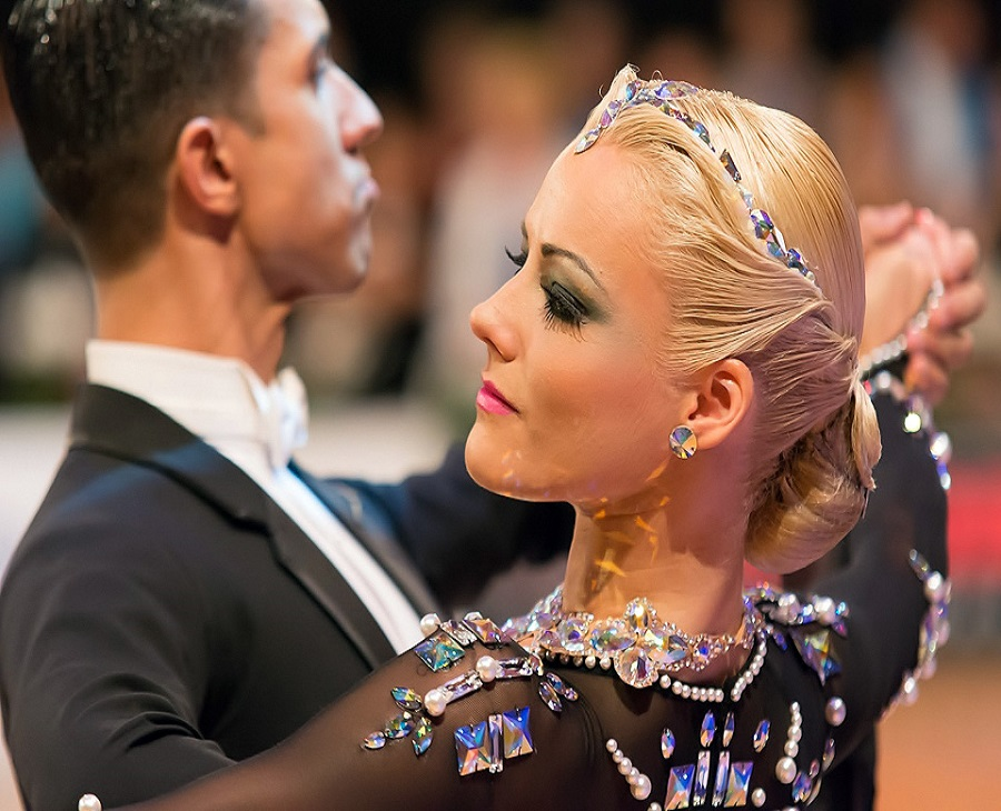 Connect Your Dance Costume To Your Music With Swarovski Crystals