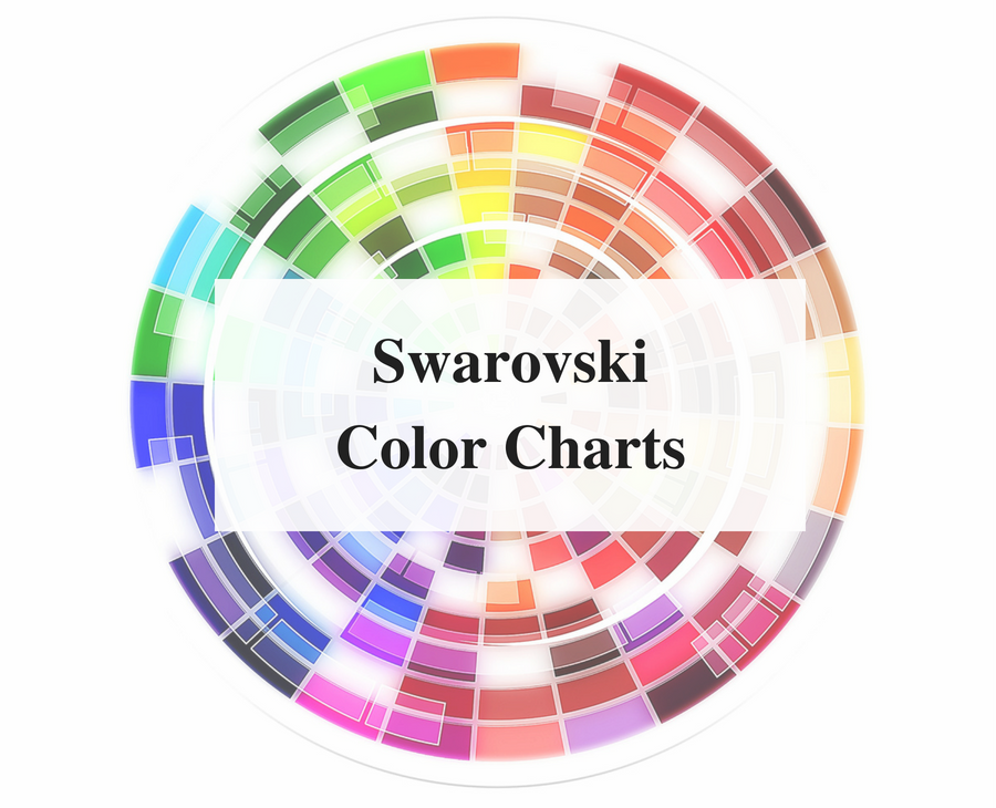 Swarovski Color Charts
