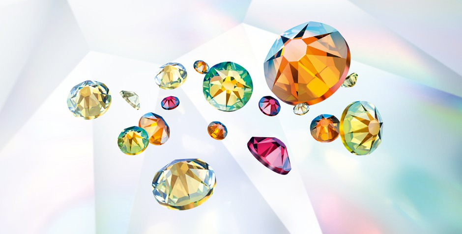 Understanding Swarovski Colors and Effects