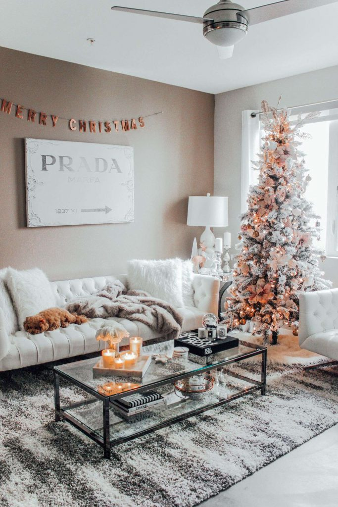 Bold Colors for Christmas Decor