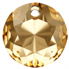 SWAROVSKI®   6430  Classic Cut Crystal Golden Shadow