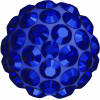 SWAROVSKI®   86001  Pavé Ball Majestic Blue