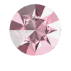 SWAROVSKI®   1185 Pointed Chaton Light Rose   Unfoiled