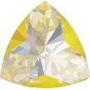 SWAROVSKI®   4799 Kaleidoscope Triangle Crystal Sunshine DeL
