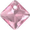 SWAROVSKI®   6431 Princess Cut Rose
