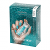 NAIL BOX Crystalpixie™ Petite Blue Lagoon Shimmer 5g -NEW-