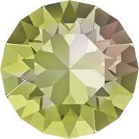 SWAROVSKI® 1088 CRYSTAL LUMINOUS GREEN foiled