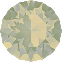 SWAROVSKI® 1088 LIGHT GREY OPAL foiled