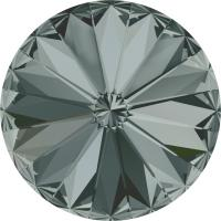 SWAROVSKI® 1122 Black Diamond   Foiled SS 47 (10,54-10,91mm)|10 Stück - 5.50 EUR