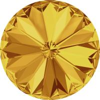 SWAROVSKI® 1122 Sunflower Foiled