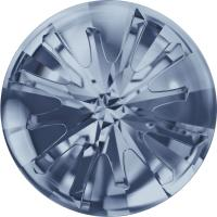 SWAROVSKI® 1695 Sea Urchin  Crystal Blue Shade  Foiled