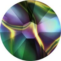 SWAROVSKI® 2058  Crystal Rainbow Dark  Foiled