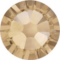 SWAROVSKI® 2058 Crystal Golden Shadow No Hotfix SS 7 (2,10-2,30mm)|144 Stück - 7.90 EUR