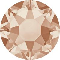 SWAROVSKI® 2078 Light Peach  Hotfix