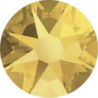 SWAROVSKI® 2058 Crystal Metallic Sunshine Foiled SS 9 (2,50-2,70mm)|144 Stück - 7.90 EUR
