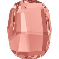 SWAROVSKI® 2585 Rose Peach  Foiled