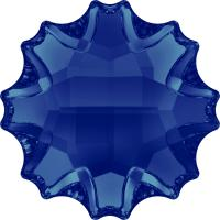 SWAROVSKI® 2612 Jelly Fish  Crystal Bermuda Blue Z  Foiled MM 14,0|18 Stück - 43.70 EUR
