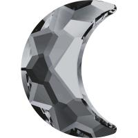 SWAROVSKI® 2813 Crystal Silver Night Foiled MM 10,0X 7,0|1 Stück - 2.90 EUR