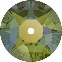 SWAROVSKI® 3188 Crystal Iridescent Green