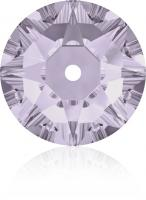 Crystals from SWAROVSKI® 3188 Smoky Mauve  Foiled