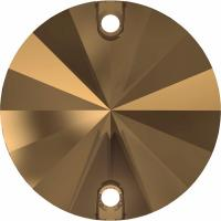 SWAROVSKI® 3200 Crystal Bronze Shade Foiled
