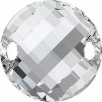 SWAROVSKI® 3221 Twist Sew-on   Crystal   Foiled
