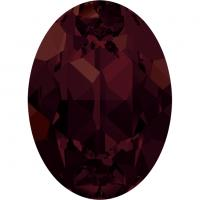 SWAROVSKI® 4120 Burgundy  Foiled