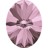 SWAROVSKI® 4122 Rivoli  Crystal Antique Pink  Foiled