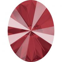 SWAROVSKI® 4122 Rivoli  Crystal Royal Red  LacquerPro