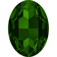 SWAROVSKI® 4127 Dark Moss Green  Foiled