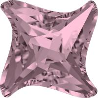 SWAROVSKI® 4485 Twister  Crystal Antique Pink  Foiled