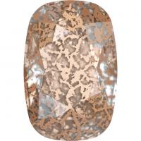 SWAROVSKI® 4568 Crystal Rose Patina Foiled