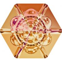 SWAROVSKI® 4681 Crystal Astral Pink Foiled