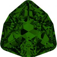 SWAROVSKI® 4706 Dark Moss Green  Foiled