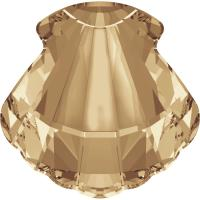 SWAROVSKI® 4789 Crystal Golden Shadow Foiled MM 14,0|72 Stück - 143.90 EUR