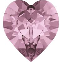 SWAROVSKI® 4884 Crystal Antique Pink Foiled