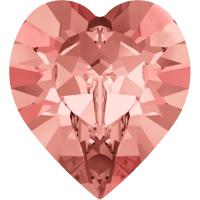 SWAROVSKI® 4884 Rose Peach  Foiled
