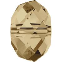 SWAROVSKI® 5040 Crystal Golden Shadow