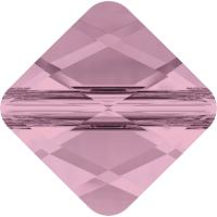 SWAROVSKI® 5054 Mini Drop Bead  Crystal Antique Pink