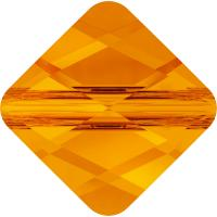 SWAROVSKI® 5054 Mini Drop Bead  Tangerine