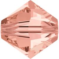 SWAROVSKI® 5328 Rose Peach
