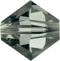 SWAROVSKI ELEMENTS 5328 XILION Black Diamond