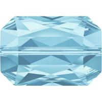 SWAROVSKI® 5515 Emerald Cut Aquamarine