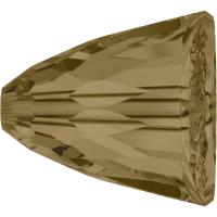 SWAROVSKI® 5541 Dome Bead Large   Crystal Bronze Shade MM 15,0|6 Stück - 43.90 EUR