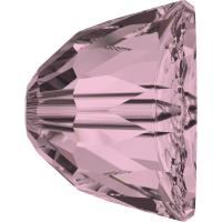 SWAROVSKI® 5542 Dome Bead Small   Crystal Antique Pink